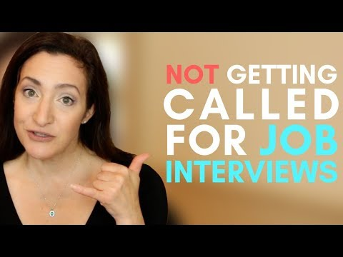 #1 Reason You're Not Getting Called For Job Interviews