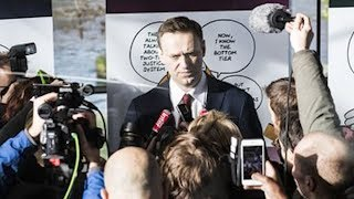 Навальный выступил в ЕСПЧ (24.01.2018) | SLIDESHOW