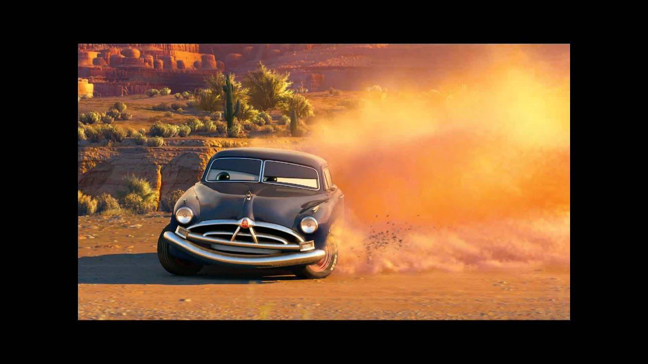 Cars Randy Newman Doc Racing Full Song Youtube