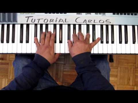 Lo Unico Que Quiero Marcela Gandara - Tutorial Piano Carlos
