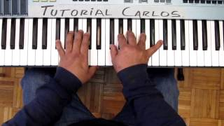 Lo unico que quiero Marcela Gandara - Tutorial Piano Carlos