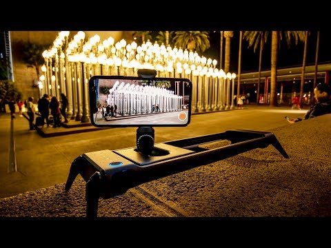 Night Lapse with an iPhone XS Max!?! | Rhino Slider ROV PRO
