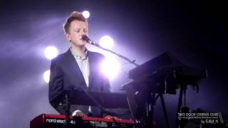 Two Door Cinema Club - 'Eat That Up, It's Good For You' live @ SuperSonic Festival_8/14/2013