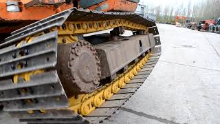 Down to Earth Undercarriage for Hitachi EX60-3