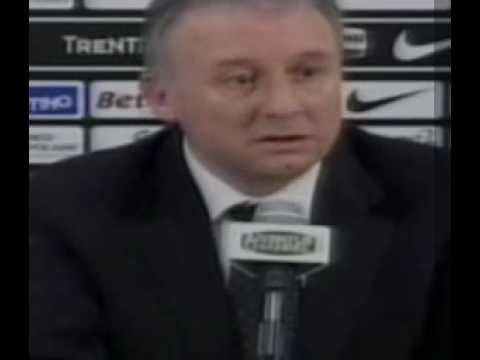 Zaccheroni si presenta alla Juventus