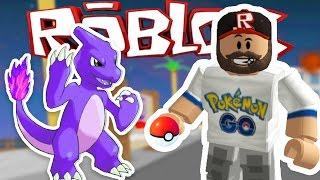I CAUGHT TWITCHELEON + FULL POKEDEX!!!! | Pokémon GO [#18] | ROBLOX