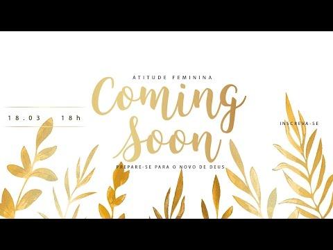 Atitude Feminina - Coming Soon