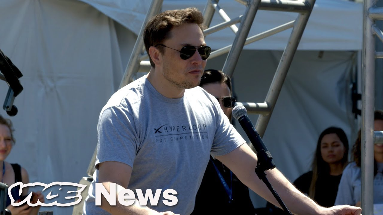 Elon Musk's Hyperloop Competition Set A New World Record