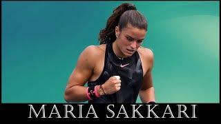 Maria Sakkari Highlights (Power/Speed/Touch)