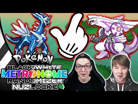 Every Pokemon ONLY Knows Metronome! Pokemon Black and White Metronome Randomizer Nuzlocke #1