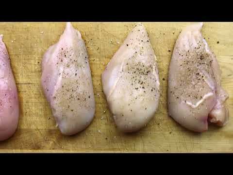 How long to bake bbq boneless chicken breast