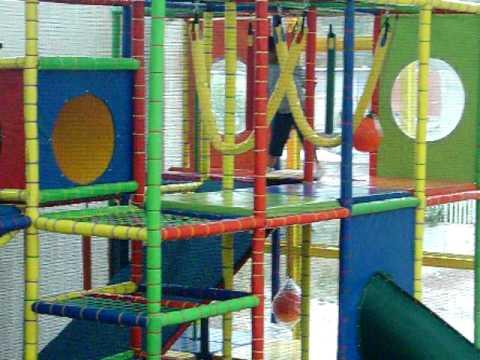 fabrica de juegos infantiles playground laberinto de 3 pisos  YouTube