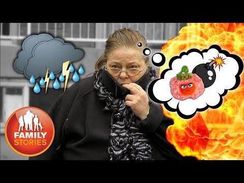 Mett Unter Feuer |Ein Block nimmt ab |Family Stories