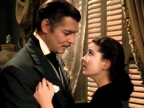 GONE WITH THE WIND  2 trailer (Rhett Butler's return)