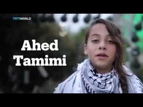 11 year old Palestinian journalist