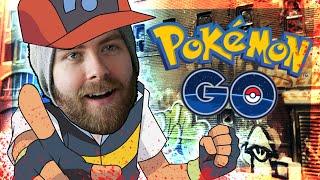 Pokemon Go Gameplay - Catching Pokemon Around YogTowers!
