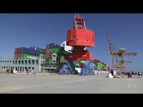 China TurningPakistan Port Into Regional Giant