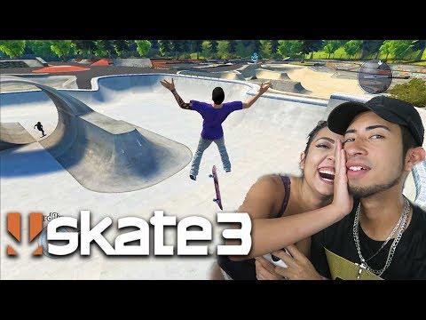Skate 3 - 1 CONTROLLER 1 GIRL 1 X7 ALBERT