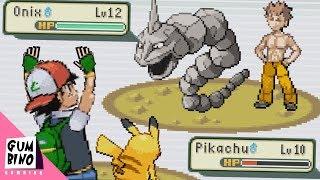 Ash vs Brock - What REALLY Happens in Pokemon episode 5 (3/3)
