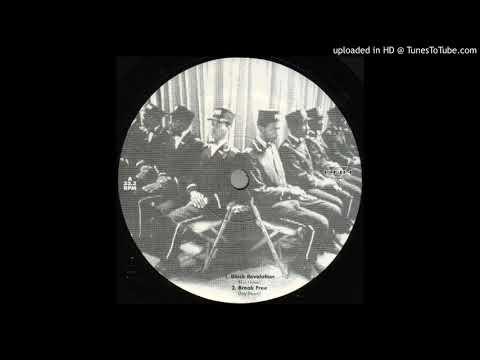 NICK HOLDER - BLACK REVOLUTION .A1 [DNH-007]