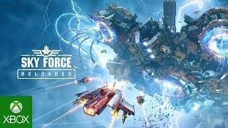 Sky Force Reloaded: Xbox One Reveal Trailer