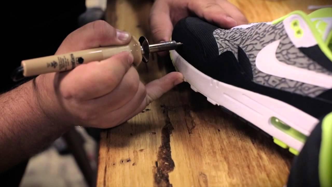 64223f6099 Nice Kicks by Dank Customs Nike Air Max 1