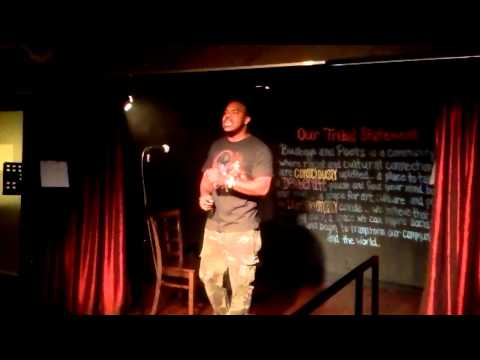 The Talented Mr. Desmond Guy featuring at Busboys & Poets Shirlington, VA 7/6
