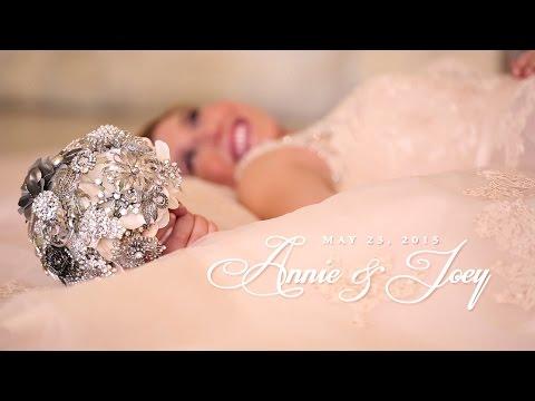 Annie + Joey Wedding Feature Film - The Columbus Museum of Art - Columbus, Ohio