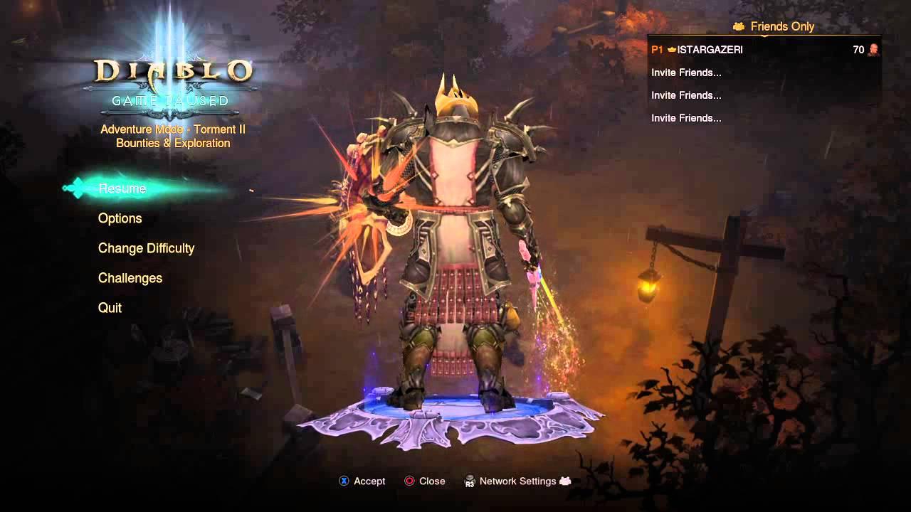 Diablo III: PS4 - My Spectrum Sword