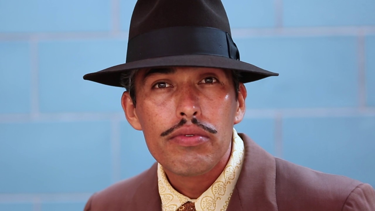 The pachuco culture is alive and well - YouTube 117cf0b564d