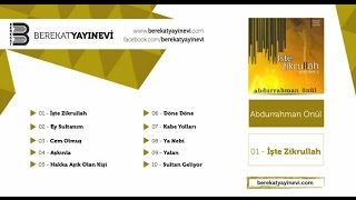 Abdurrahman Önül - Ya Nebi
