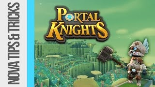 Portal Knights Tips and Tricks