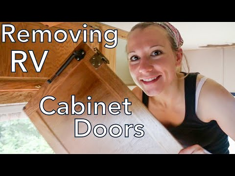 removing-the-rv-cabinet-doors