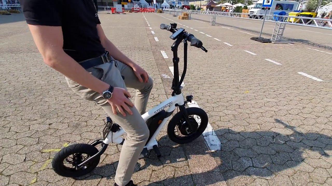 Steereon | Die sportlichsten E-Scooter | Update | #carvingonthestreet