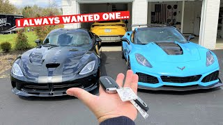 FIRST DRIVE in My New VIPER!!! Did I Make a $90,000 MISTAKE?!? Here's What I HATE...