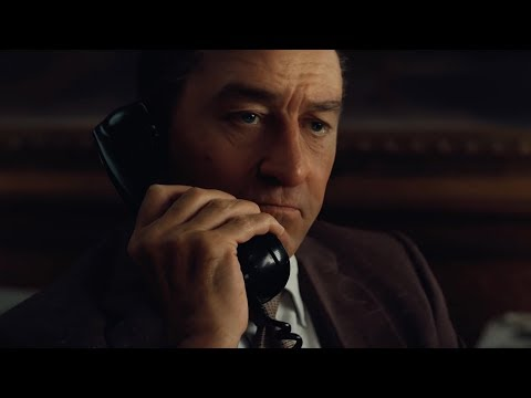 'The Irishman' Official Teaser (2019) | Robert De Niro, Al Pacino, Joe Pesci