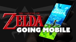 ZELDA & ANIMAL CROSSING Coming to Mobile! - The Know Game News