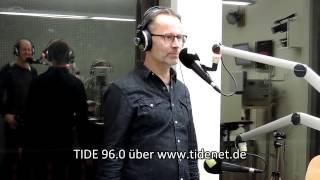 Dirk Darmstaedter bei TIDE 96.0 in der Musikbox