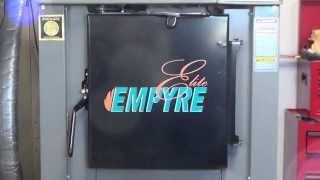 Empyre Elite 100 Indoor Gasification Boiler