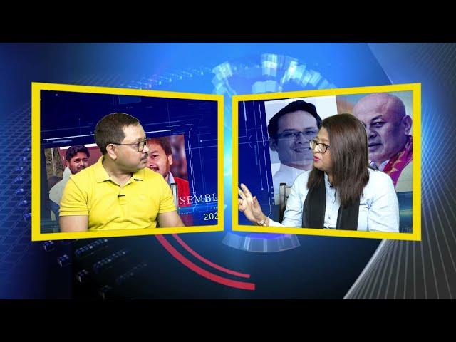Assam Election Analysis with Editor-in-Chief Afrida Hussain and Shyamkanu Mahanta | InsideNE