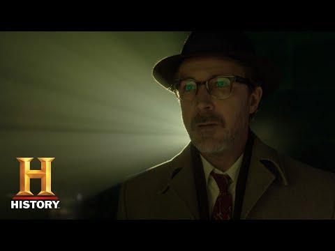 "Project Blue Book: Episode Recap - ""The Fuller Dogfight"" (Season 1, Episode 1) | History"