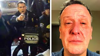 Inside Edition Producer Pepper-Sprayed Covering Protest