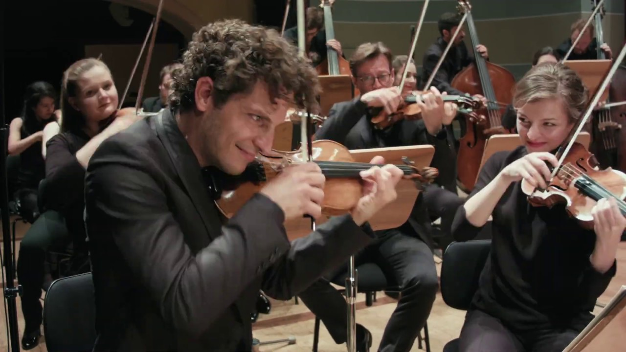 Finale Heidelberger Frühling 2018 | Mahler Chamber Orchestra & D. Gatti | Beethoven: 7. Sinfonie