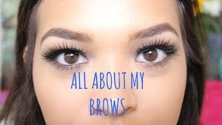 All About BROWS ft. Anastasia Dipbrow Pomade Thumbnail