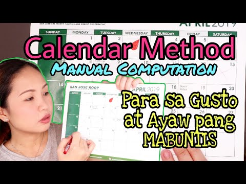 calendar-method-para-sa-gusto-at-ayaw-pang-mabuntis-(manual-computation)-||-teacher-weng
