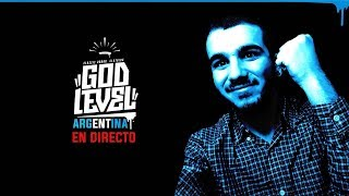 ¡INCREÍBLE INTERNACIONAL! | GOD LEVEL 2018 | VÍDEO REACCIÓN