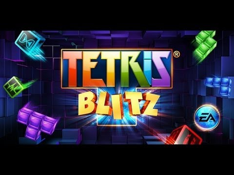 TA Plays: 'Tetris Blitz' - EA Goes Free To Play With This Classic Block Stacker