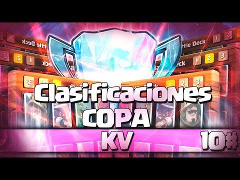 Multi-Torneos|| Clash Royale En Vivo || Copa KV ||Final Clasificaciones #10