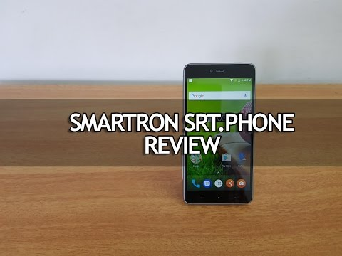 Smartron SRT.Phone Full Review- Pros and Cons