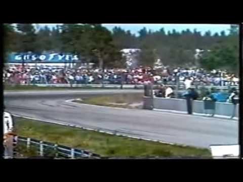 F1 1978 swedenGP  comment : Heinz Prüller